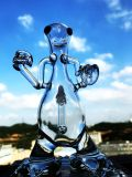 Großverkauf 6 Zoll-mini kleines Ölplattform-Glaskunst-Rohr