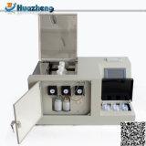 Тестер кисловочного значения масла испытательного оборудования петролеума поставщика золота