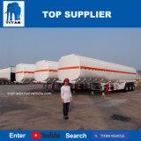Titan tragen Speiseöl und Latex Edelstahl-in den flüssigen Tanker-halb Schlussteil-Tankern mit 60, 000 Liter-Kapazität
