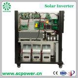 LCD Zonne van de Vertoning Hybride & AC Inverter Van Electric Support Omschakelaar 30kVA