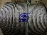 스테인리스 철사 밧줄 1*19-2mm, 2000m/Reel