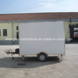 Veículo alimentar para Fast Food e Snacks carro, Cozinha Van Truck Jy-B15
