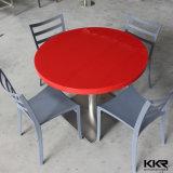 Piedra artificial Mesas de comedor para dos personas para Salón
