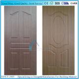 EV-Sapelli/contreplaqué de bois de placage en bois de teck de la peau de porte