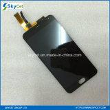 Pantalla táctil de la visualización del LCD para las piezas de recambio del LCD de la nota de Meizu M2