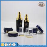 Luxuxduftstoff-kosmetische verpackenlotion-Flasche