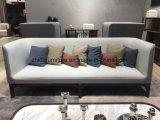 Alta calidad de la moderna sala de estar sofá de tela (MS1602)