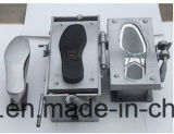 Muffa tagliante della lavorazione con utensili di Outsole della macchina della sola muffa su ordinazione