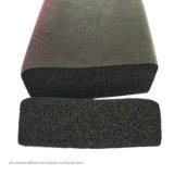 Tipo striscia di gomma del quadrato della spugna di alta qualità EPDM di sigillamento