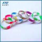 Braccialetti d'avanguardia del silicone del Wristband per i capretti di gomma dei braccialetti