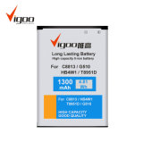 Alta calidad para la batería P6800 de la tabulación de Samsung