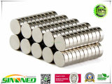 LEIDENE Magneten, de Magneten van NdFeB van de Zeldzame aarde voor LEIDENE Apparatuur (sm-N94)