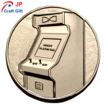 De alta calidad personalizado el patrón de Máquinas Recreativas prueba redonda Coin
