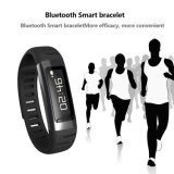 Gelbert Bluetooth intelligentes Sport-Armband mit intelligenter Alarmanlage