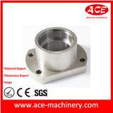 Peça fazendo à máquina do CNC do alumínio da manufatura de China