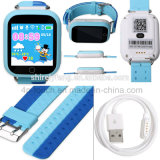 Детский GPS Tracker Wristwatch с 1,54''красочные сенсорный экран (D19)