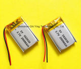 Литиево-ионный полимерный аккумулятор 200 Ма * ч 3,7В Lipo аккумулятора с помощью PCM