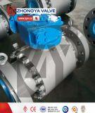 Vávula de bola de alta presión del borde del acero de bastidor de 2PC A105