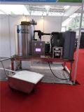 6t/Day digiunano macchina del creatore del fiocco del ghiaccio dell'acciaio inossidabile del congelatore