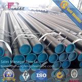 Tubo de acero de carbón del API 5L/ASTM A53/EN10219 S235JR ERW/HFW