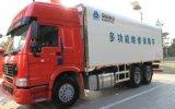 HOWOの働きの店のトラックの維持のトラック修理トラック