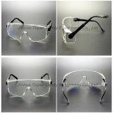 Lunetterie protectrice de lunettes de soleil en verre de bâti optique de verres de sûreté (SG108)
