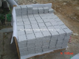 Pietra cinese del cubo del granito G603 per la pavimentazione della strada