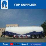 대륙간 탄도탄 차량 - 70t 유조 트럭 시멘트 창고 유조선 분말 시멘트 대량 운반대 트레일러
