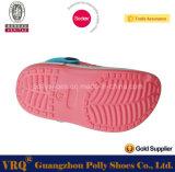 EVA zuecos, zapatos de jardín de plástico para niños