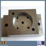 CNCは機械で造ったChromatingの陽極酸化されたアルミニウム部品(MQ224)を