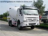 Caminhão do misturador do transporte de Sinotruk 6X4 10m3 para a venda