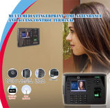 MIFARE Card Reader en Fingerprint Access Control System (TFT700/MF)