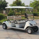 48V Spannung und elektrischer Kraftstoff-Typ Cer-Golf-Auto (DG-C4) der Batterie-