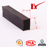 Custom выдавите квадратных Пыленепроницаемость EPDM резиновый уплотнитель из пеноматериала газа