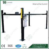 Factory Price Residentiall Hydraulic Car Parking elevator with 4 Columns