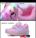 Светодиод детский обувь и детей в практике обувь