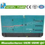 64kw Diesel van de Macht van Hongfu Super Stille Generator met Motor Perkins