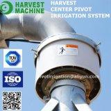 Высокий эффективный энергосберегающий полив вьюрка шланга турбины воды
