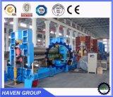 W11S-6X2000 rodillo superior hidráulica máquina laminadora de flexión de la placa universal