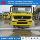 Camion de réservoir d'eau d'acier inoxydable de la qualité 12m3 de HOWO 4X2