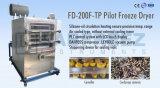 Secador de congelamento automático do piloto/Máquina de liofilização 40kg/24h