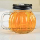 nette Form-Glasmaurer-Getränkeglas des Kürbis-350ml