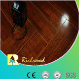 12.3mm E1 HDF Mirror Walnut Sound Absorvente Laminado Pavê