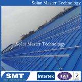 Плоская крыша регулируемые крепления солнечной системы