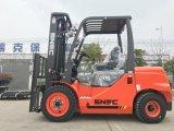 Forklift Diesel da potência do tirante 3.5ton da forquilha do motor de Isuzu