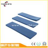 Étiquette chaude de blanchisserie d'IDENTIFICATION RF de silicium de vente