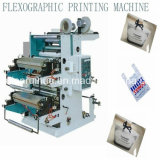 Machine d'impression de papier de Flexo de 2 couleurs