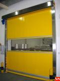 Porta exterior do obturador de alta velocidade automático de Industril