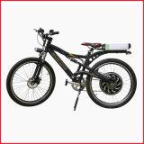 3000W 48V Sport E Bicicleta / bicicleta eléctrica de alimentación eléctrica de la bicicleta con la magia Pie 4 Motor.