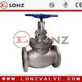 API-Form-Stahl-Kugel-Ventil (J41H)